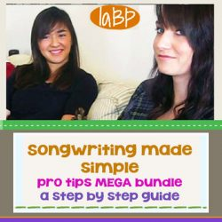 Songwriting made simple mega bundle