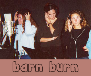 Barn Burn – fake news / gossip