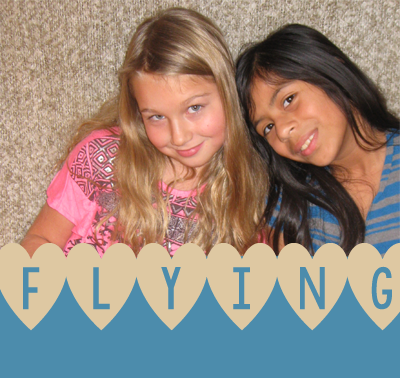 Flying – following dreams